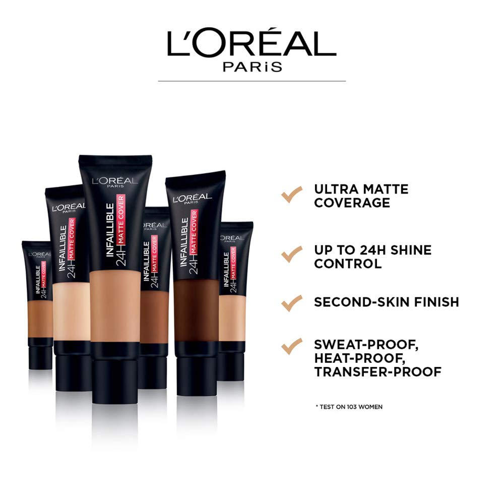 L Oreal Infallible 24H Matte