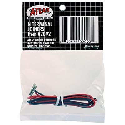 ATLAS MODEL 2092 Code 55 Terminal Joiners N: Toys & Games