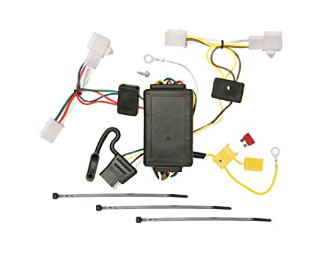 Amazon.com: Tow Ready 118505 T-One Connector embly for Toyota ... on miata wiring harness, camry wiring harness, 4runner wiring harness, pt cruiser wiring harness, civic wiring harness,
