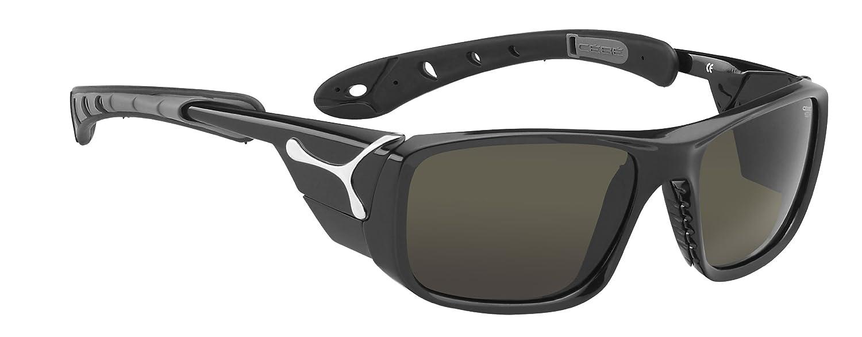 popular brand sleek fashion styles Cebe Ice 4000 Grey Mineral IR Lens Sunglasses - Shiny Black ...