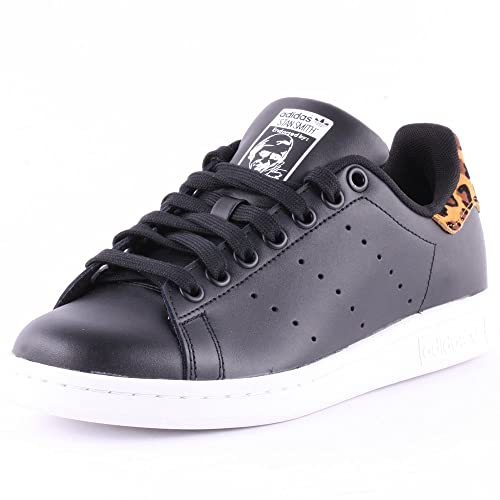 adidas leopard stan smith
