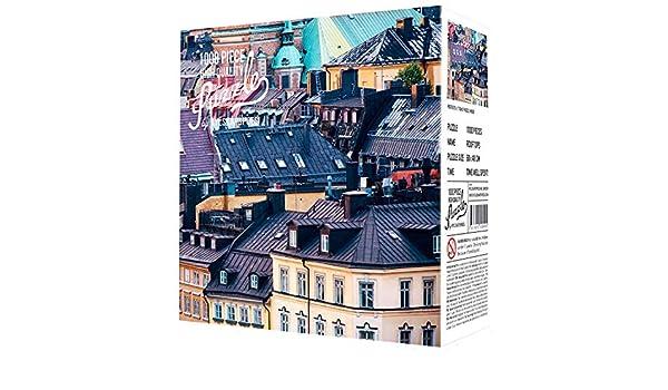 Kylskapspoesi AB- Rompecabezas, Color Colorido, Large (Hygge Games 2100495): Amazon.es: Juguetes y juegos