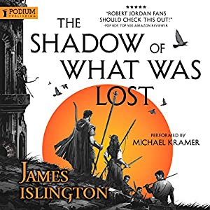 The Shadow of What Was Lost Audiobook