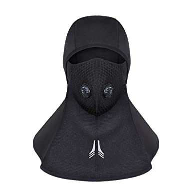 32672ff310d Wheel UP Windproof Ski Mask Versatile Thermal Cold Weather Full Face Mask  Winter Sports Balaclava Outdoor