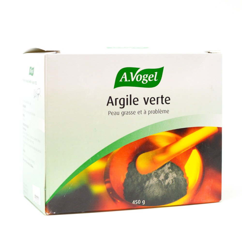 Green Clay 450g Bioforce (A. Vogel)