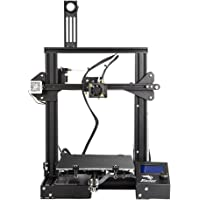Comgrow Ender-3X Creality 3D Printer Upgraded Version with Tempered Glass and Five Nozzles