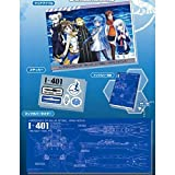 Japan Import The most lottery Arpeggio of Blue Steel Ars Nova G Award stationery set six people set separately