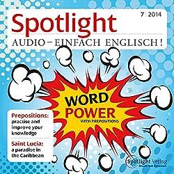 Spotlight Audio - Prepositions. 7/2014