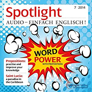 Spotlight Audio - Prepositions. 7/2014 Hörbuch