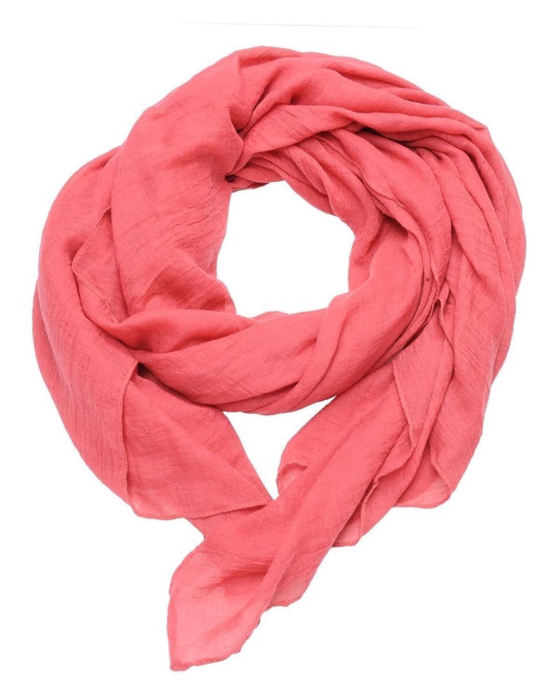 ImiLoa basic Tuch, Rose, Sommer Tuch, leichtes Tuch, Strand tuch, leichter Schal