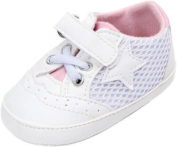 LEvifun Chaussures Bébé Chaussures de Gymnastique Mixte Bébé