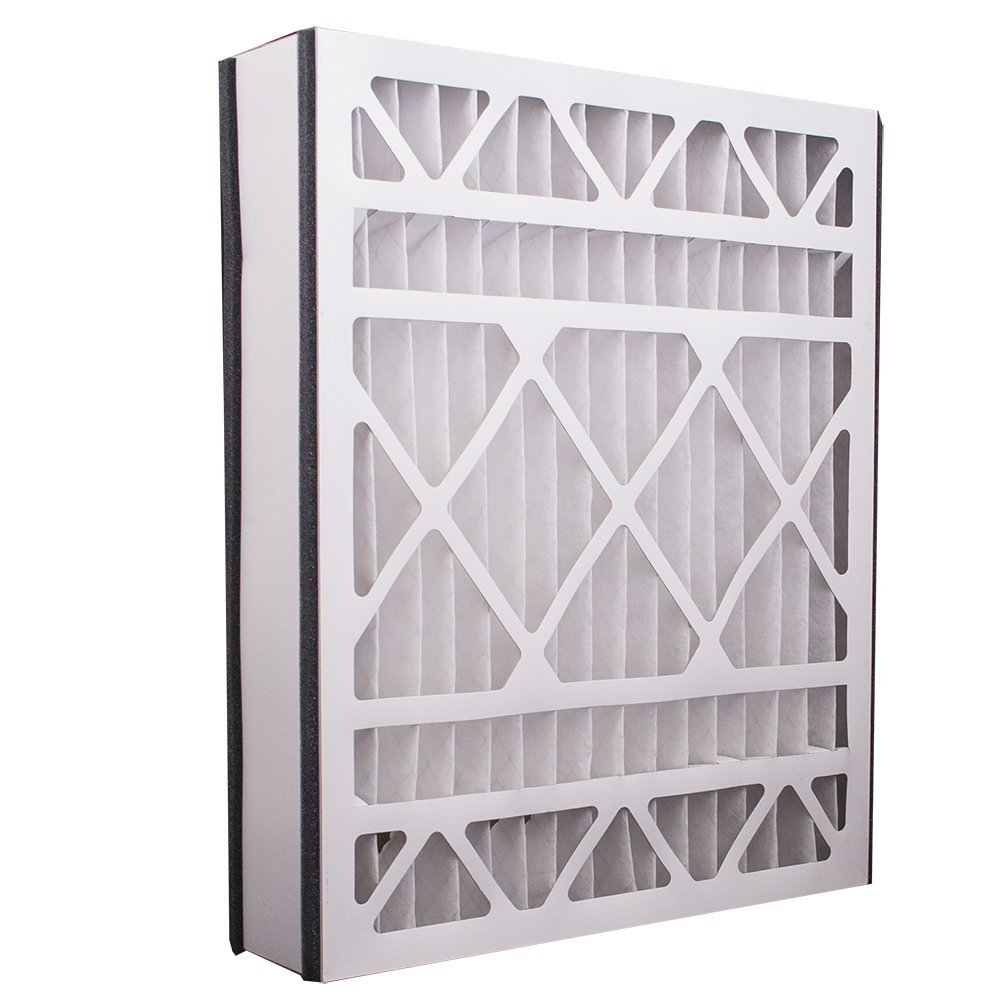 "BestAir Pro AB-52025-8-2 MERV 8 Residential Air Cleaner That Fits Air Bear, 20"" x 25"" x 5"" (Pack of 2)"