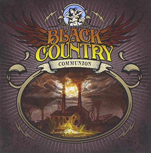 Communion Cd (Black Country Communion [CD/DVD Combo])