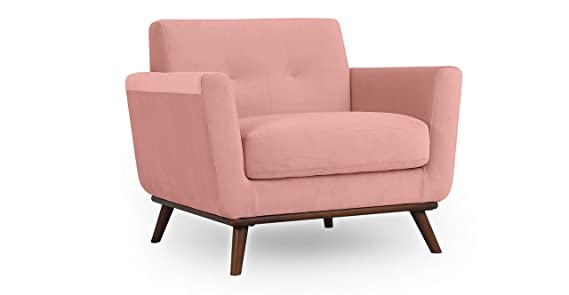 Amazon.com: Kardiel Jackie Mid-Century Silla clásica moderna ...