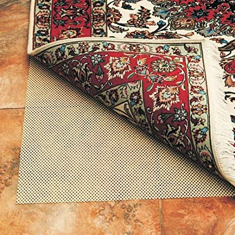 Grip It Outdoor Area Pad For Rugs Over Hard Surface, 4 By 6