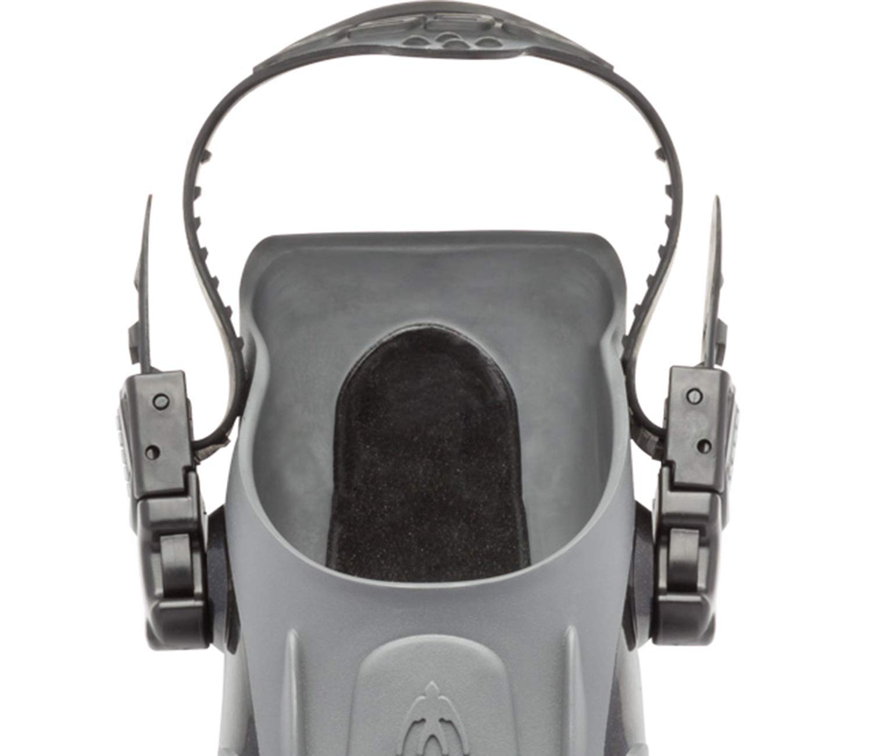 Adjustable Open Heel Scuba Dive Fins Cressi Frog Plus