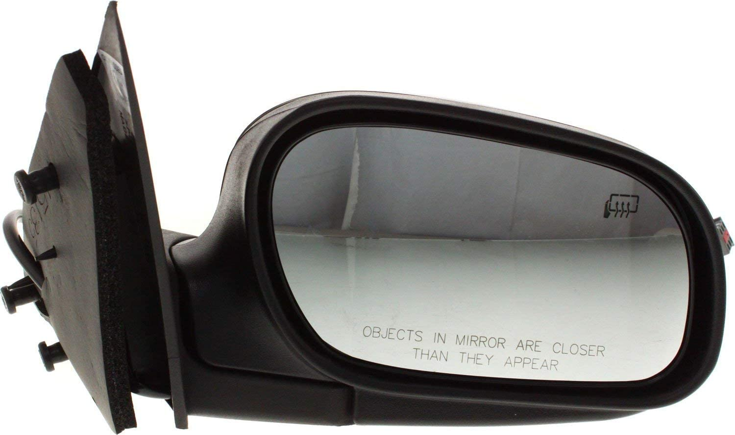 US Made Door Mirror Glass Replacement Passenger Side For Ford Crown Victoria