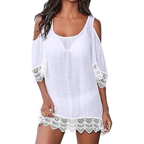 Yesmile 💋💝Vestido de Mujer Vestido Largo Partido Vestido Elegante de Noche para Boda Vestido