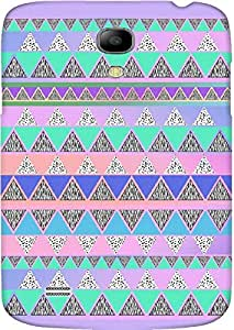 Snoogg Pirámide Diseñador Azteca Protectora Volver Funda Para Samsung Galaxy ...