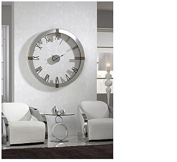 SCHULLER - Relojes de Pared Modernos - Times - iBERGADA: Amazon.es: Hogar