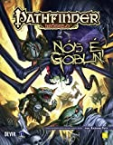 capa de Pathfinder Nois É Goblin