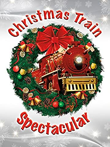 Christmas Train Spectacular - Glistening Heart