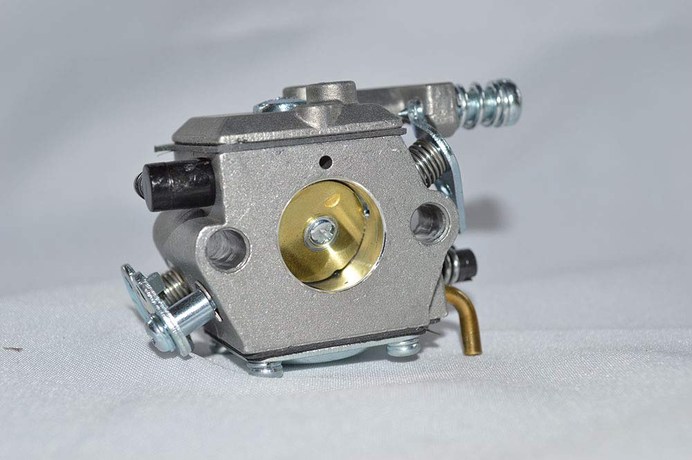 Opengardenweb Carburettor with Connection and Primer for ZENOAH