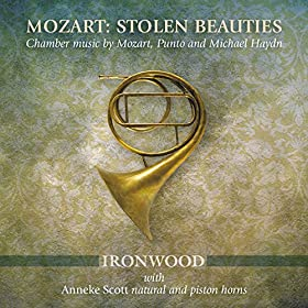 Mozart: Stolen Beauties