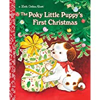 Deals on The Poky Little Puppys First Christmas Golden Book Hardcover