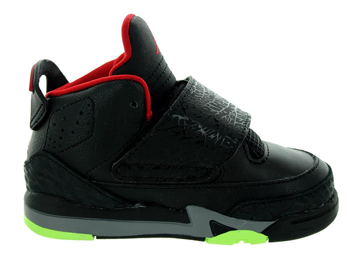 where to buy amazon nike jordan toddlers jordan son of bt black gym red cl  grey ec0fa753f