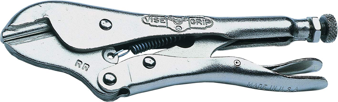 Vise-Grip RR 7-Inch Locking Pinch-Off Tool