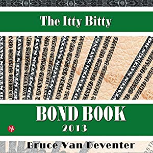 The Itty Bitty Bond Book Audiobook