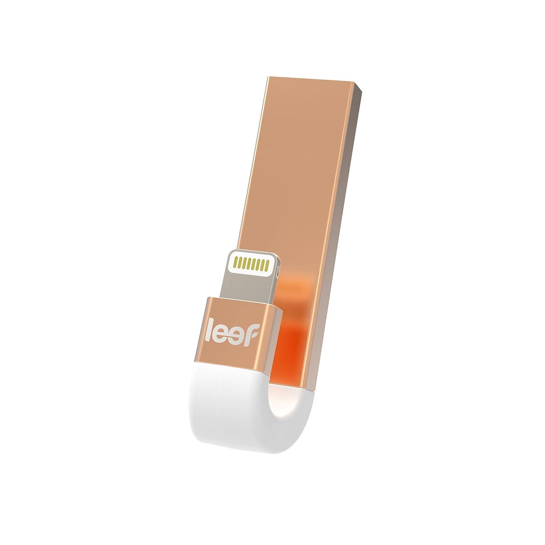 Leef iBridge 3 - iPhone Flash Drive 64GB (Black) - Expanded Memory for iPhone and iPad LIB300KK064A1