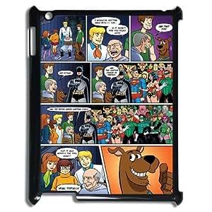 Unique Phone Case Design 5Cute Dog Scooby-Doo- For Ipad 2/3/4 Case