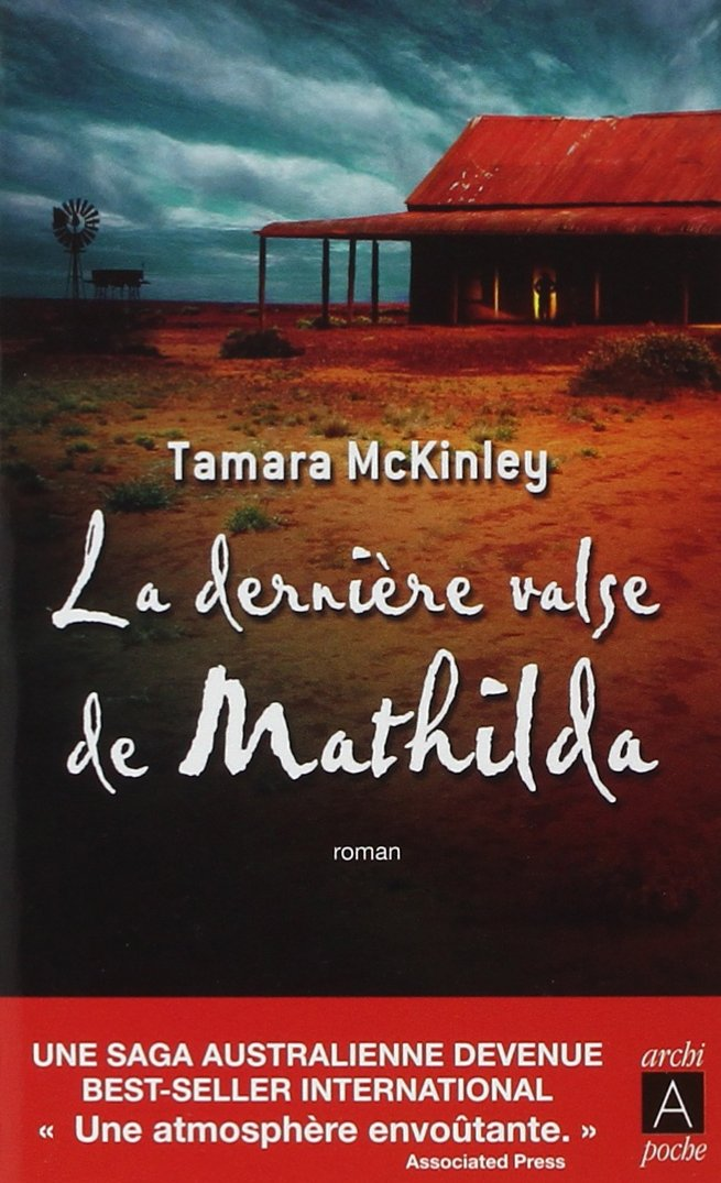 La Derniere Valse De Mathilda French Edition Tamara