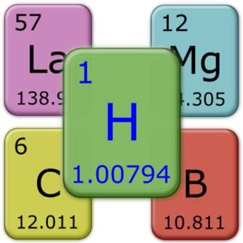 Amazon periodic table appstore for android periodic table urtaz Image collections
