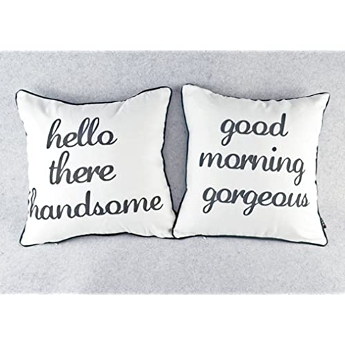 Husband Pillow Cover Amazon Com