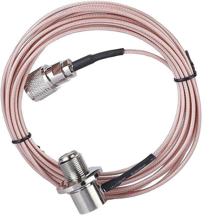 Cable de extensión, Radio de Coche Alimentador de 5M ...