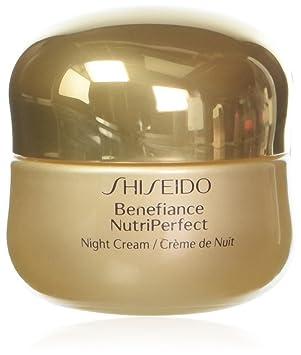 e1c256a1c80ad SHISEIDO BENEFIANCE NUTRIPERFECT night cream 50 ml  Amazon.es  Bebé