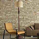 European Style Retro Luxury Floor Lamp Living Room Bedroom Study
