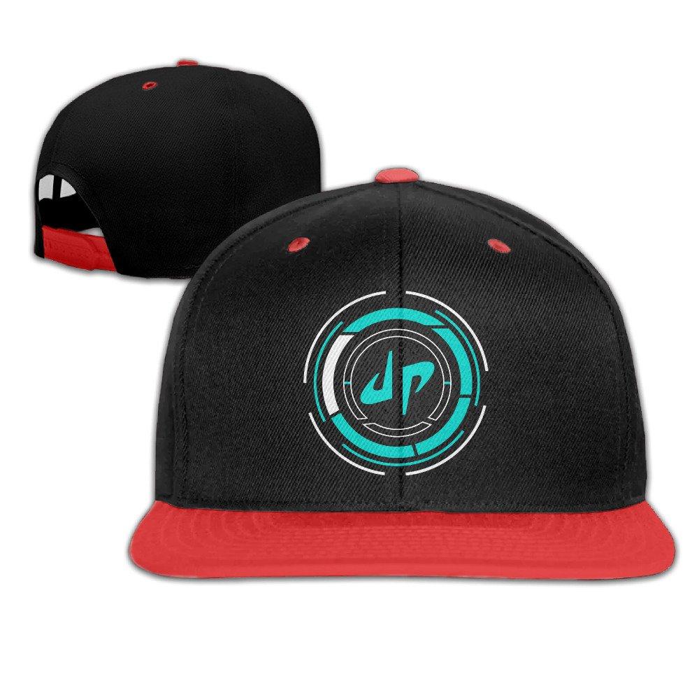 Kualday Kid's Dude Perfect Ball Logo Hats Caps