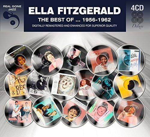 Ella Fitzgerald - The Best Of 1956 - 1962 - REMASTERED - 4CD - FLAC - 2016 - NBFLAC Download