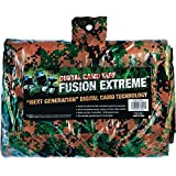 "Military Outdoor Clothing 7'4"" X 9'6"" MARPAT Field Tarp, Digital Woodland Camo/Coyote Brown"