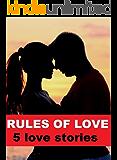 RULES OF LOVE: 5 love stories (Romansh Edition)