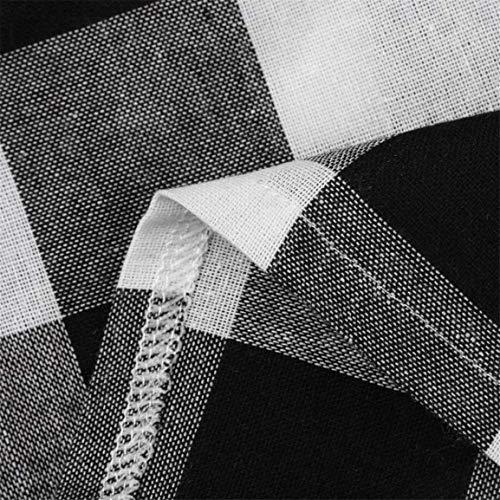 Manica Lunga Semplice Moda Casual di Sport Glamorous Shirt Misti Schwarz Rotondo Camicetta Elegante Moda Slim Donna Shirts Colori Autunno Collo Felpa Accogliente Fit Pullover w7RZqx56na