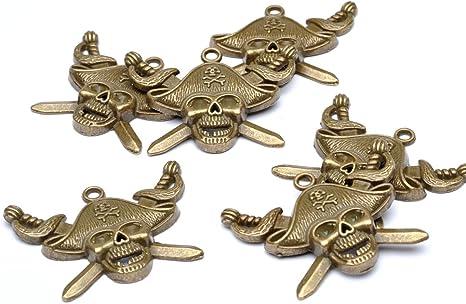 Pins badges tête de mort 5