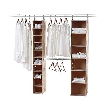 Beautiful Neatfreak 5666 ST ClosetMAX 3 Piece Kit With 6 U0026 10 Shelf Storage Organizers  With
