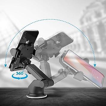 Veecee Handyhalterung Auto Kfz Halterung Universal Elektronik