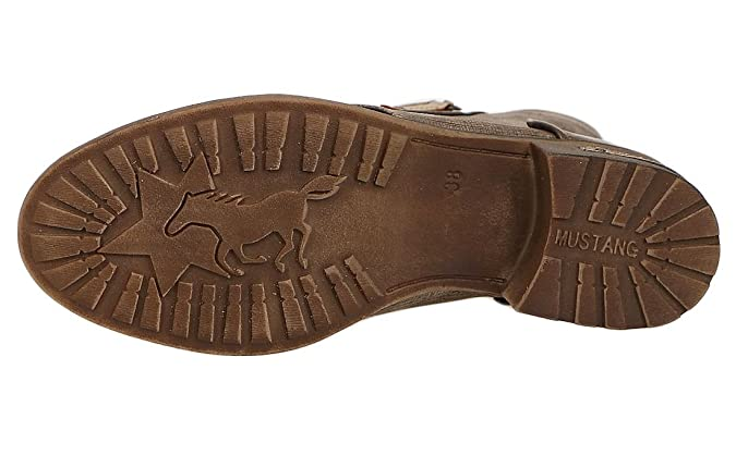 1229 Bottes Mustang Sacs Chaussures Femme 601 Et 919 dtF1q