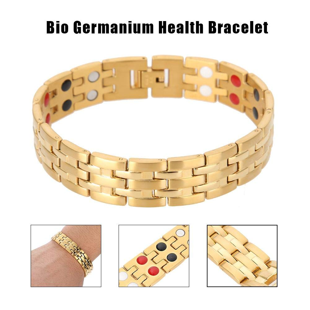 Bio Magnetic Negative Ion Health Energy Anti-fatigue Weight Therapy Bracelets Natural & Alternative Remedies